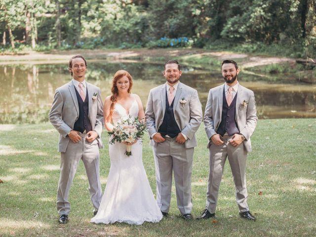 Aaron and Morgan's Wedding in Millbrook, Alabama 52