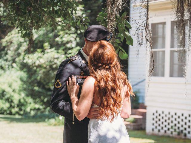 Aaron and Morgan's Wedding in Millbrook, Alabama 66