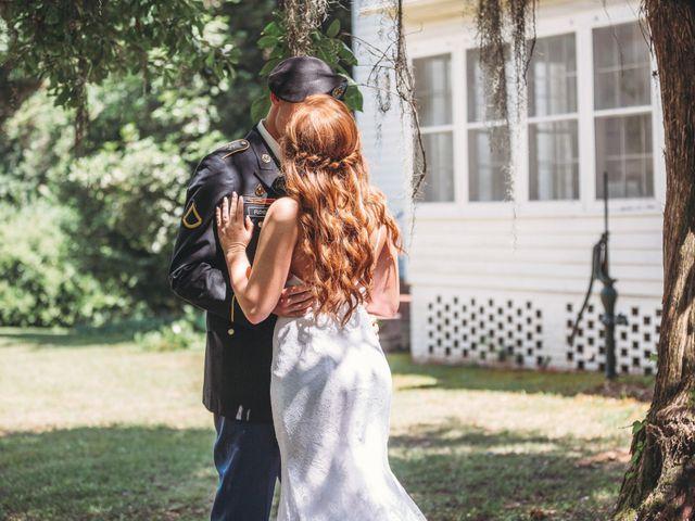 Aaron and Morgan's Wedding in Millbrook, Alabama 67