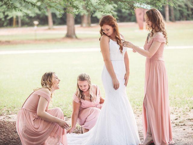 Aaron and Morgan's Wedding in Millbrook, Alabama 75