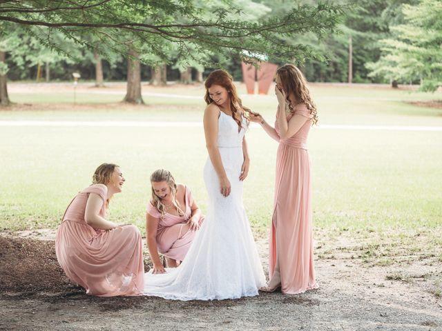 Aaron and Morgan's Wedding in Millbrook, Alabama 76