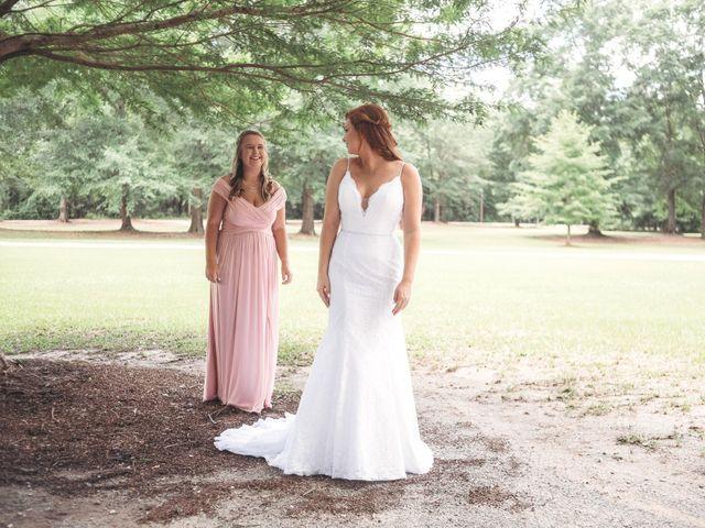 Aaron and Morgan's Wedding in Millbrook, Alabama 77