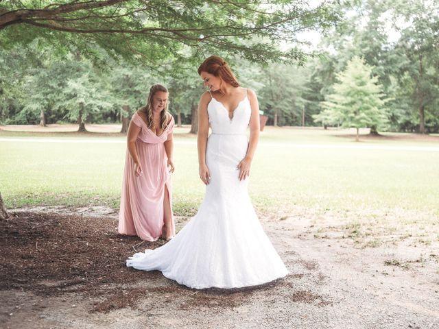 Aaron and Morgan's Wedding in Millbrook, Alabama 78