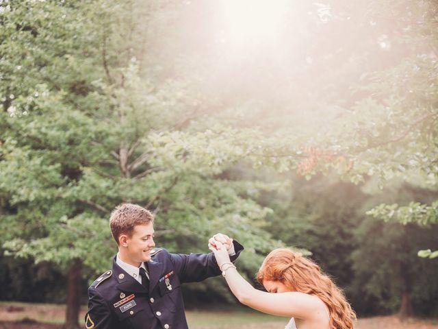 Aaron and Morgan's Wedding in Millbrook, Alabama 85