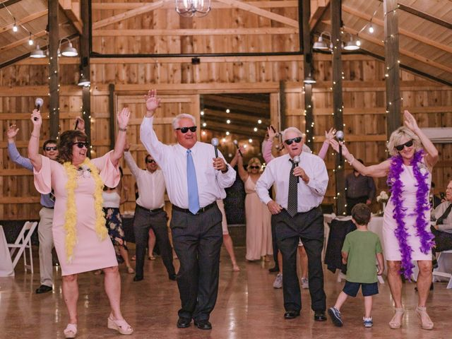 Westin and Caitlin's Wedding in Decatur, Texas 16