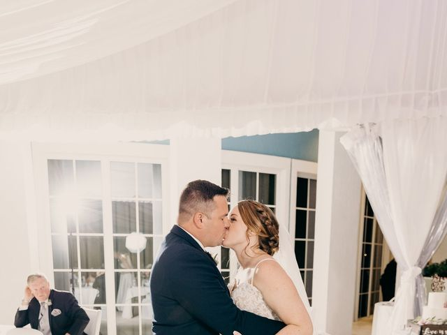 Brandon and Megan's Wedding in Jupiter, Florida 5