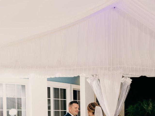 Brandon and Megan's Wedding in Jupiter, Florida 6