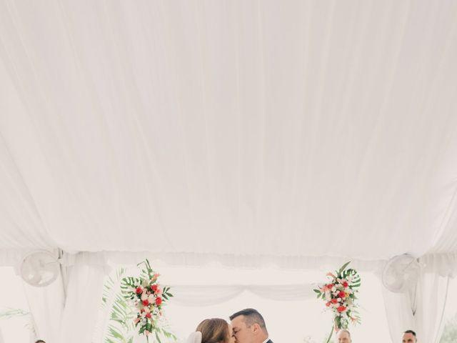 Brandon and Megan's Wedding in Jupiter, Florida 7