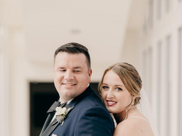 Brandon and Megan's Wedding in Jupiter, Florida 14