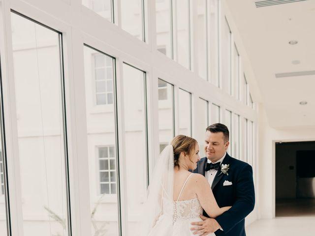 Brandon and Megan's Wedding in Jupiter, Florida 16
