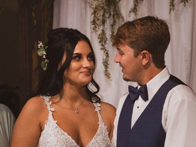 The wedding of Velinka and Wyatt