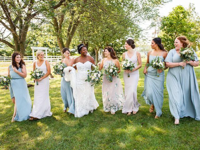 Ryan and Christyl's Wedding in Oswego, Illinois 15