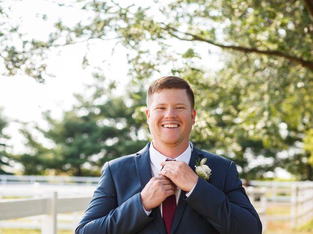 Ryan and Christyl's Wedding in Oswego, Illinois 20