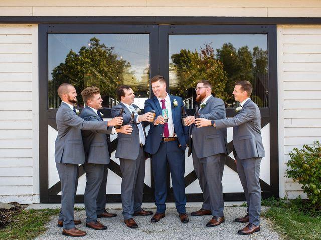 Ryan and Christyl's Wedding in Oswego, Illinois 21