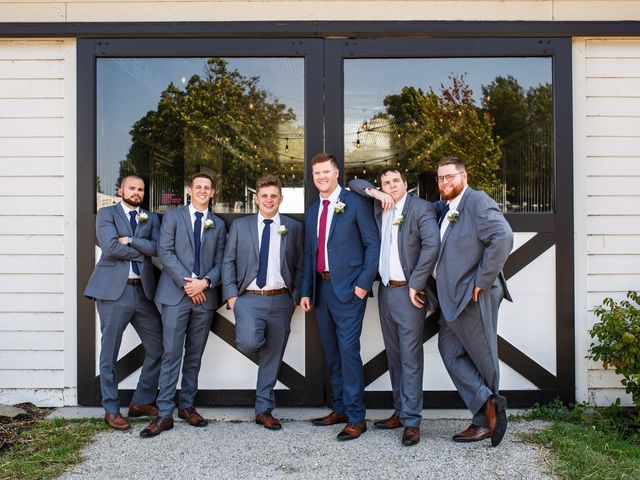 Ryan and Christyl's Wedding in Oswego, Illinois 22