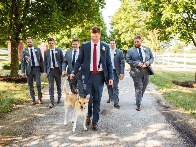 Ryan and Christyl's Wedding in Oswego, Illinois 23