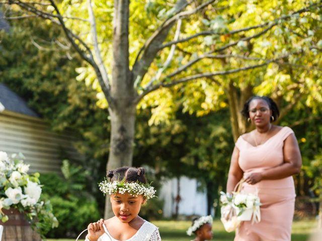 Ryan and Christyl's Wedding in Oswego, Illinois 25