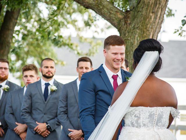 Ryan and Christyl's Wedding in Oswego, Illinois 28