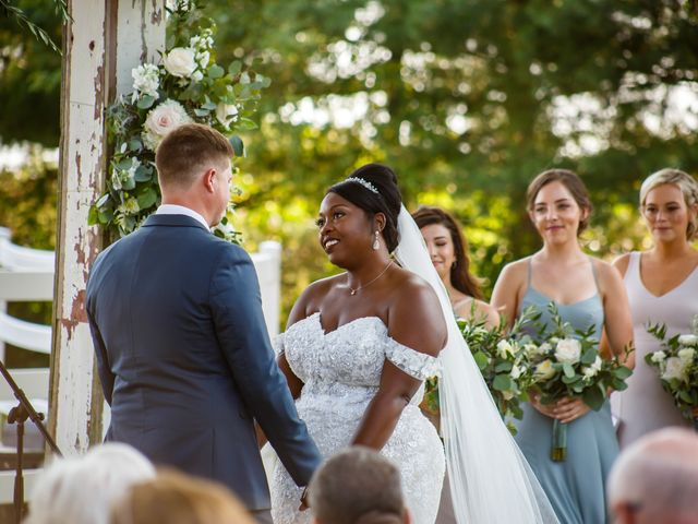Ryan and Christyl's Wedding in Oswego, Illinois 30