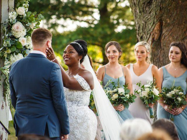 Ryan and Christyl's Wedding in Oswego, Illinois 31