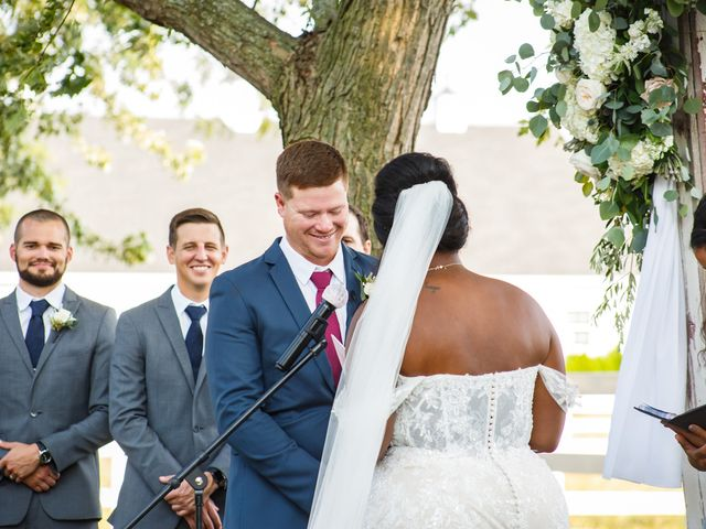 Ryan and Christyl's Wedding in Oswego, Illinois 33