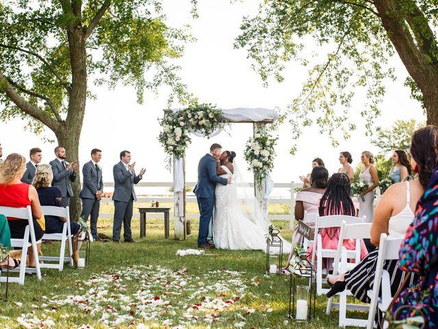 Ryan and Christyl's Wedding in Oswego, Illinois 36
