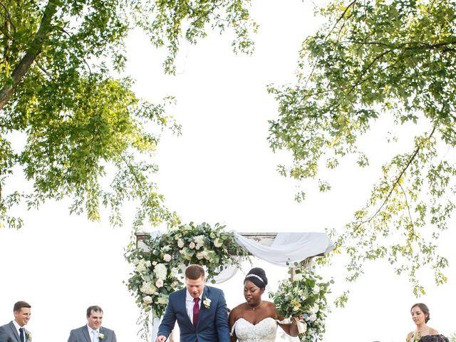 Ryan and Christyl's Wedding in Oswego, Illinois 37
