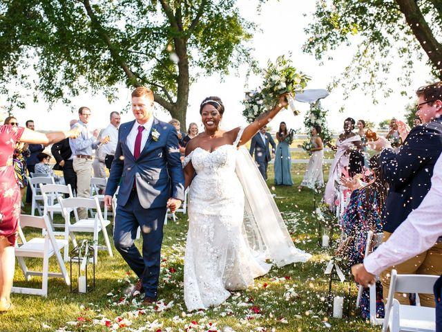 Ryan and Christyl's Wedding in Oswego, Illinois 38