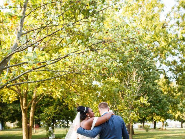 Ryan and Christyl's Wedding in Oswego, Illinois 39