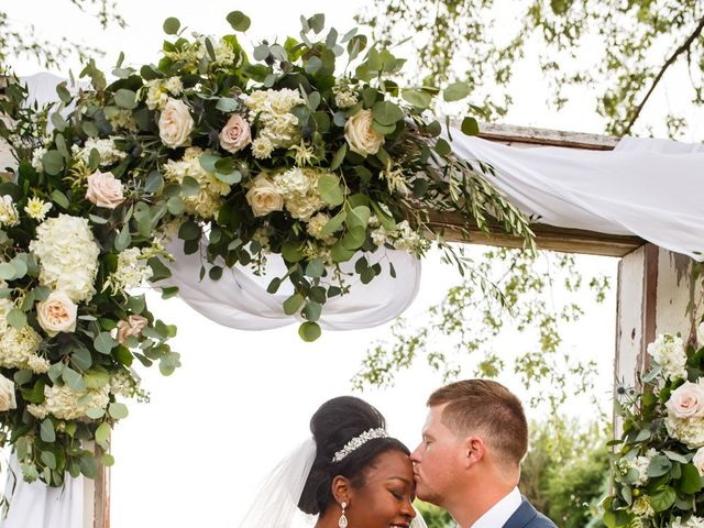Ryan and Christyl's Wedding in Oswego, Illinois 41