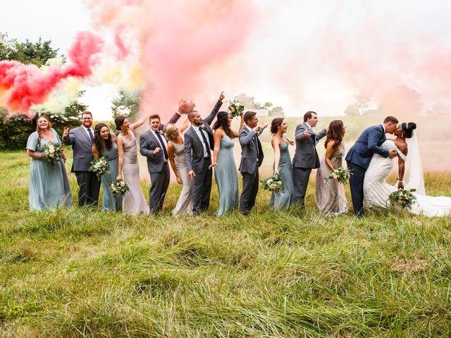 Ryan and Christyl's Wedding in Oswego, Illinois 43