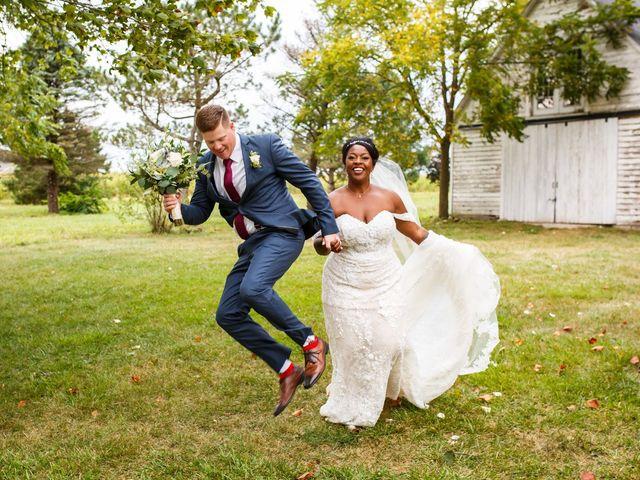Ryan and Christyl's Wedding in Oswego, Illinois 44
