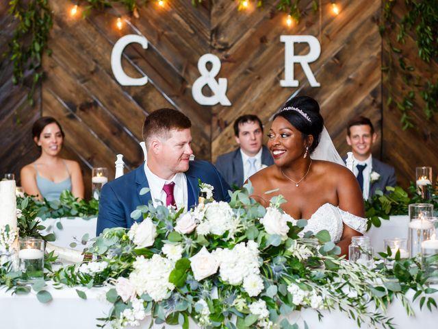 Ryan and Christyl's Wedding in Oswego, Illinois 46