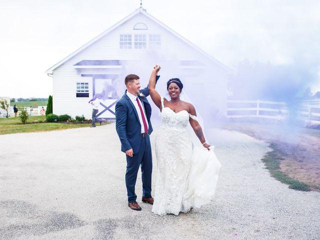 Ryan and Christyl's Wedding in Oswego, Illinois 47