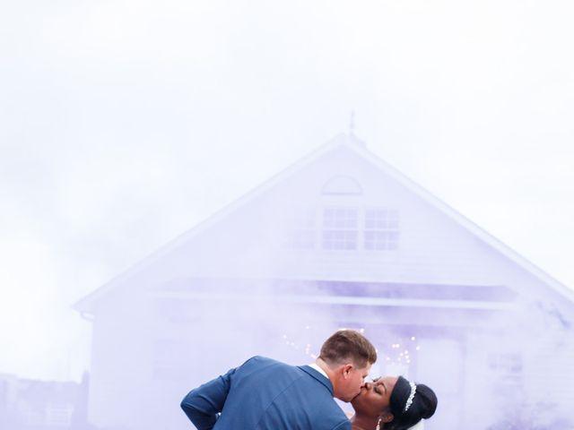 Ryan and Christyl's Wedding in Oswego, Illinois 48
