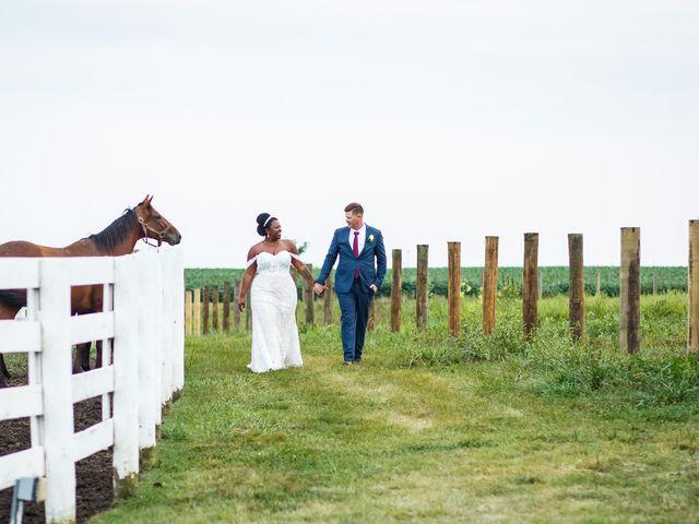 Ryan and Christyl's Wedding in Oswego, Illinois 50