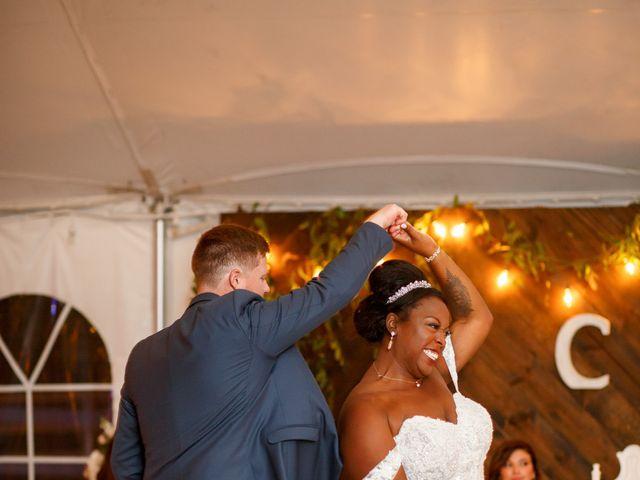 Ryan and Christyl's Wedding in Oswego, Illinois 52
