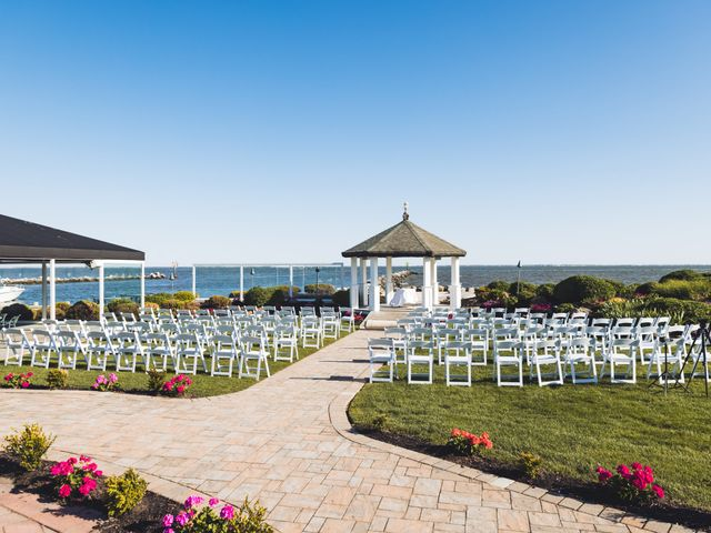 Milton and Candace's Wedding in Sayville, New York 19