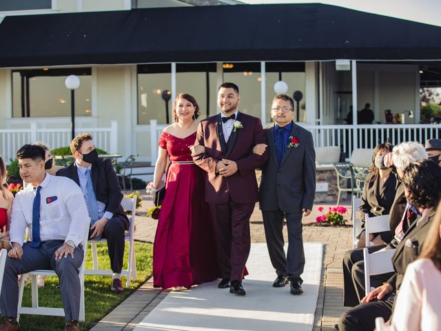 Milton and Candace's Wedding in Sayville, New York 20