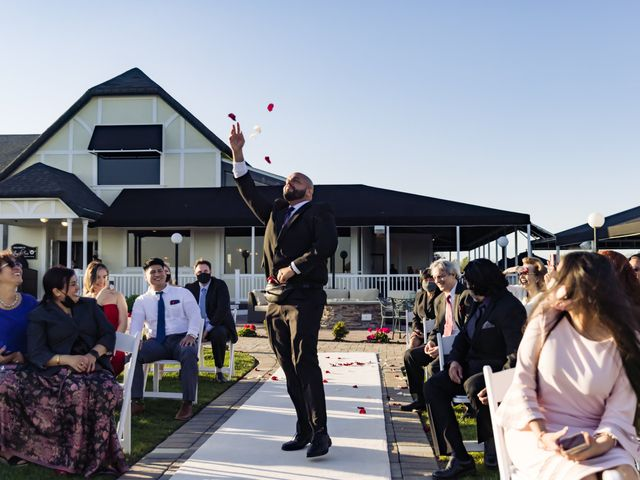 Milton and Candace's Wedding in Sayville, New York 23