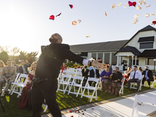 Milton and Candace's Wedding in Sayville, New York 24