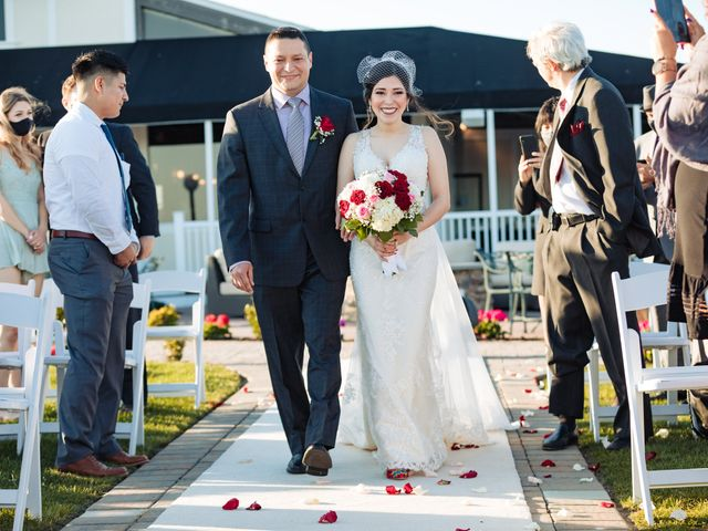 Milton and Candace's Wedding in Sayville, New York 26