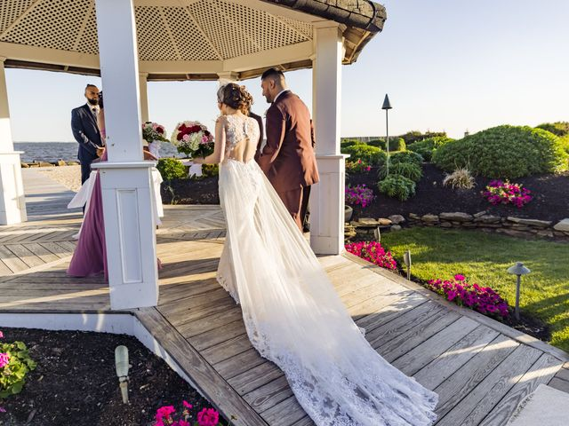 Milton and Candace's Wedding in Sayville, New York 28