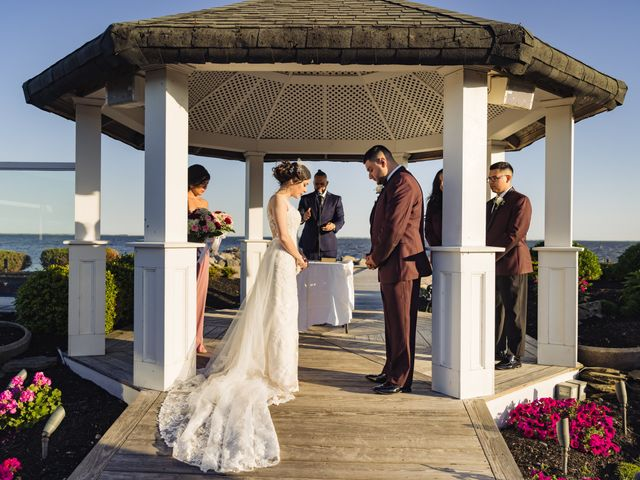 Milton and Candace's Wedding in Sayville, New York 30
