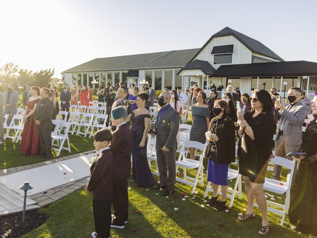 Milton and Candace's Wedding in Sayville, New York 31