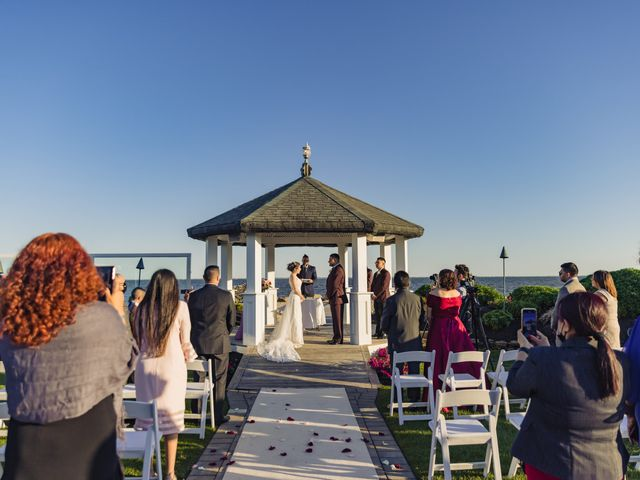 Milton and Candace's Wedding in Sayville, New York 32