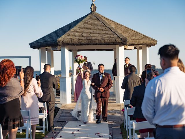 Milton and Candace's Wedding in Sayville, New York 38