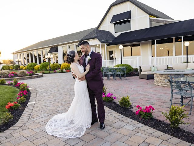 Milton and Candace's Wedding in Sayville, New York 39