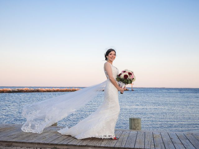 Milton and Candace's Wedding in Sayville, New York 40