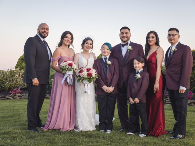 Milton and Candace's Wedding in Sayville, New York 43